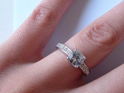 Achat d'un diamant