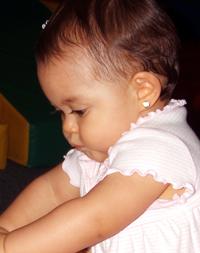 Boucles d'oreilles pour enfants