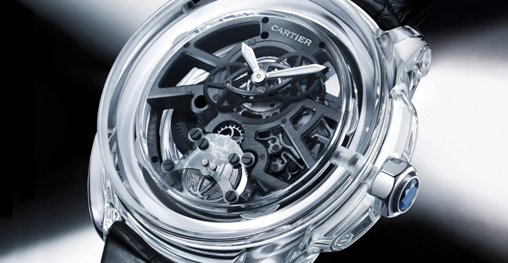 Montre Cartier ID Two