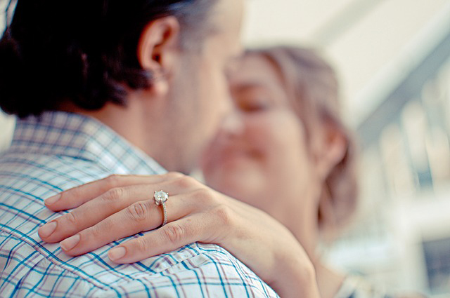 demande de fiançailles