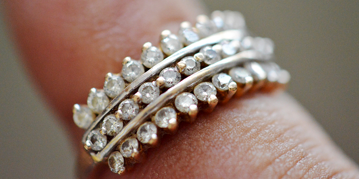 Diamant - Pierre précieuse de joallerie