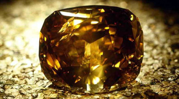 Le diamant Golden Jubilee