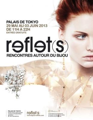 Expo 29 mai-3 juin 2013 Reflet(s), rencontres autour du bijou