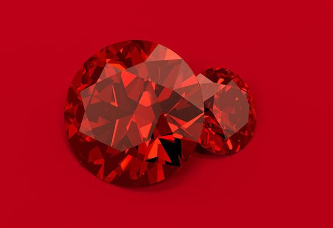rubis, pierre précieuse