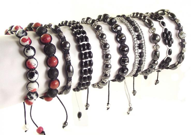 bracelet shamballa comment en faire un soi m me. Black Bedroom Furniture Sets. Home Design Ideas